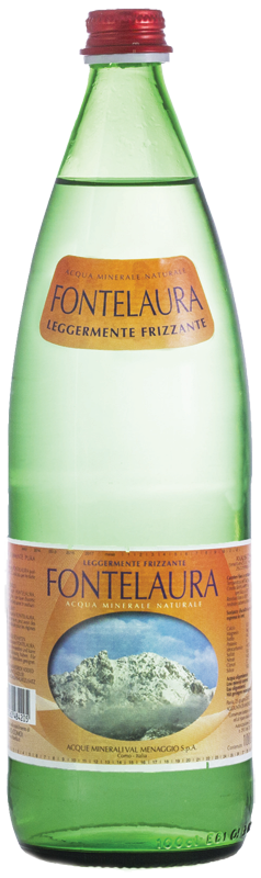 Fontelaura glass 1 l gently sparkling