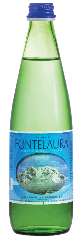 Fontelaura glass 500 ml natural